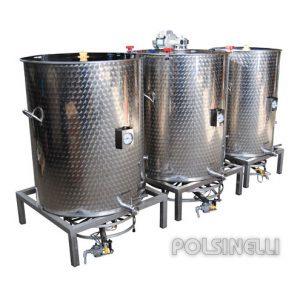 brouwinstallatie microbrouwerij Van Renterghem van het bier Geirn meugen