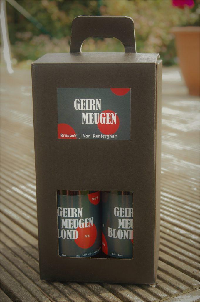 bierpakket, bier, Geirn Meugen